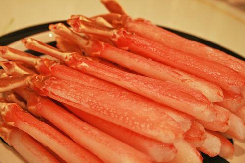 冷凍ボイルズワイガニ食べ方
